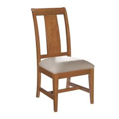 Upholstered Chairs With Wooden Arms Costco Dining Table And Room Side Chair Seat