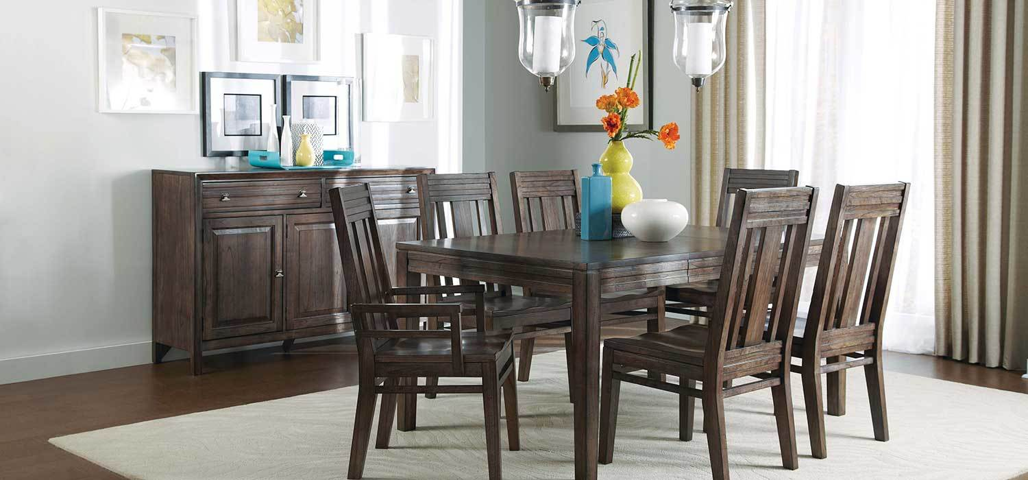 high top table with 6 chairs skull adirondack montreat collection by kincaid solid wood furniture small