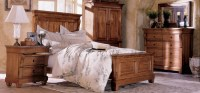 Tucscano Solid Wood Bedroom, Dining Room, and Living Room ...