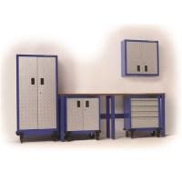 GARAGE-WORX Wall Cabinet 2 Door   Garage Storage (15 ...