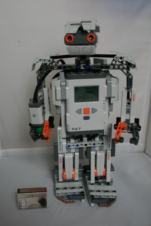 LEGO Mindstorms NXT Alpa Rex