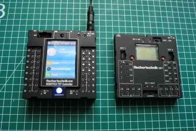 fischertechnik ROBO TXT Controller – erster Eindruck