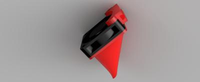 fischertechnik 3D-Drucker – Filamentkühlung