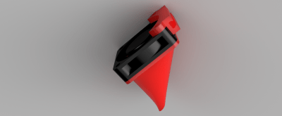 fischertechnik 3D-Drucker Filament Kühlung