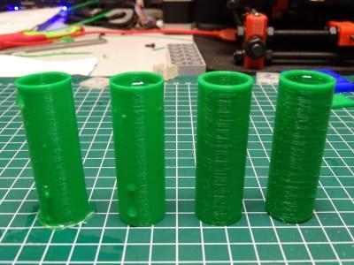 Wie wasserdicht ist der 3D Druck ?