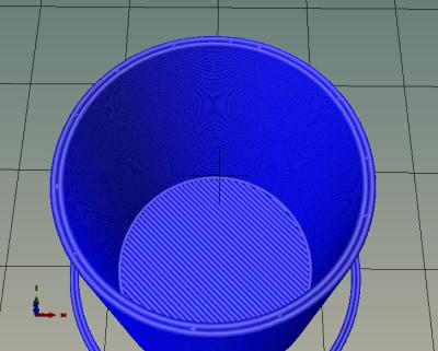 Cura 0,8mm Zylinder
