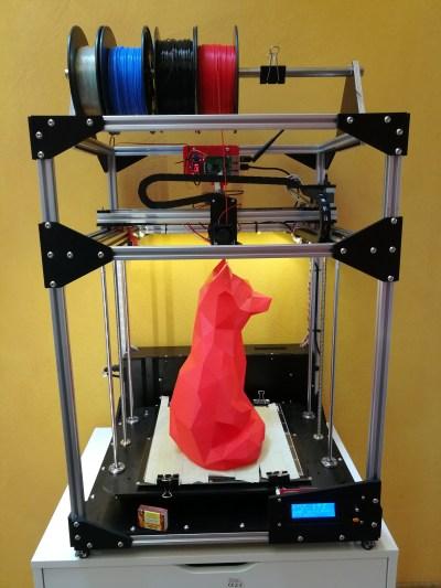 Folgertech FT-5 – Der XL 3D Drucker für daheim