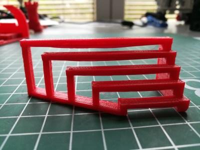 Bridging Test ebay China Filament