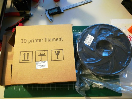 Test ebay China Filament