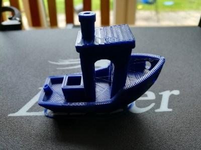 Ender 3 3D-Drucker 3DBenchy