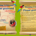 Piraten voorstelling