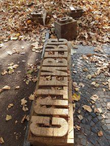 Gutenberg im Herbst