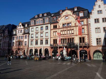 Cafés am Domplatz