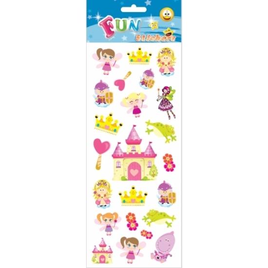 Feeen thema stickers