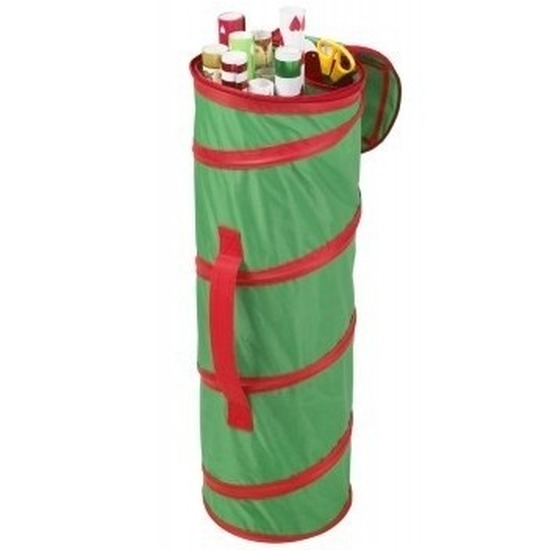 Inpakpapier/cadeaupapier opbergen tas