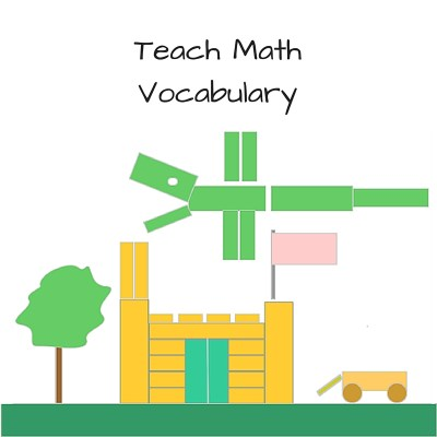 TEACH MATH VOCABULARY