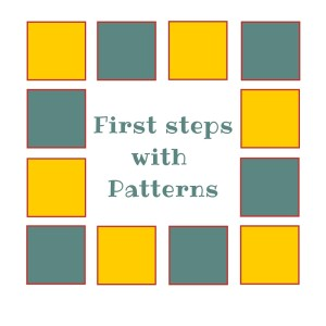 Teach early childhood students about patterns