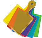 Light and color paddles