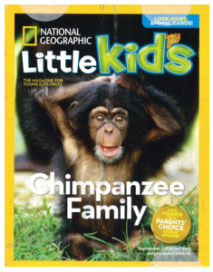 science magazines for kids National Geo