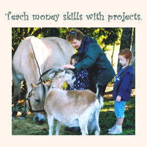 teach Money Skills