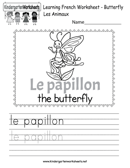 small resolution of 34 French Worksheet For Beginners - Worksheet Project List