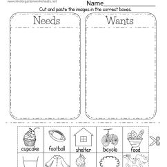 Needs And Wants Venn Diagram Subaru Map Sensor Wiring Identifying Basic Worksheet Free Kindergarten Printable