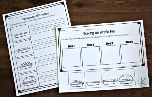 small resolution of Fall Sequencing Worksheets