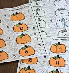 FREE Pumpkin Number Bonds to 10 Worksheet [ 1024 x 1537 Pixel ]