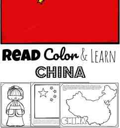 Read Color and Learn about CHINA [ 1687 x 1024 Pixel ]