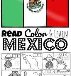 FREE Read Color and Learn about MEXICO [ 1542 x 1024 Pixel ]