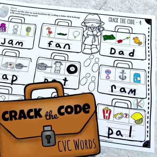 small resolution of FREE Crack the Code Worksheets