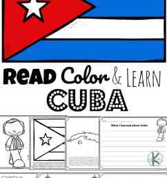 FREE Read Color and Learn about CUBA [ 1687 x 1024 Pixel ]