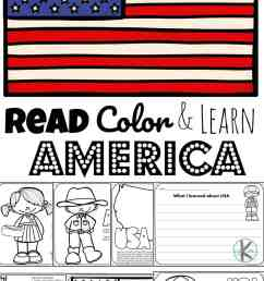 FREE Read Color and Learn about AMERICA [ 1687 x 1024 Pixel ]