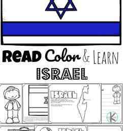FREE Read Color and Learn about ISRAEL [ 1687 x 1024 Pixel ]
