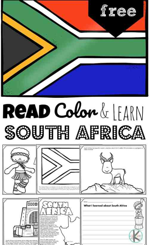 small resolution of FREE Read Play and Learn about SOUTH AFRICA