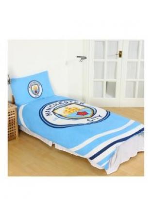 Dekbedovertrek Manchester City  Dekbed Man City  MCFC