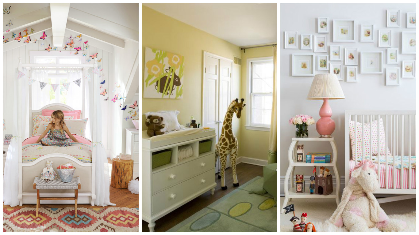 Shop the look van de mooiste kinderkamers  Kinderkamer
