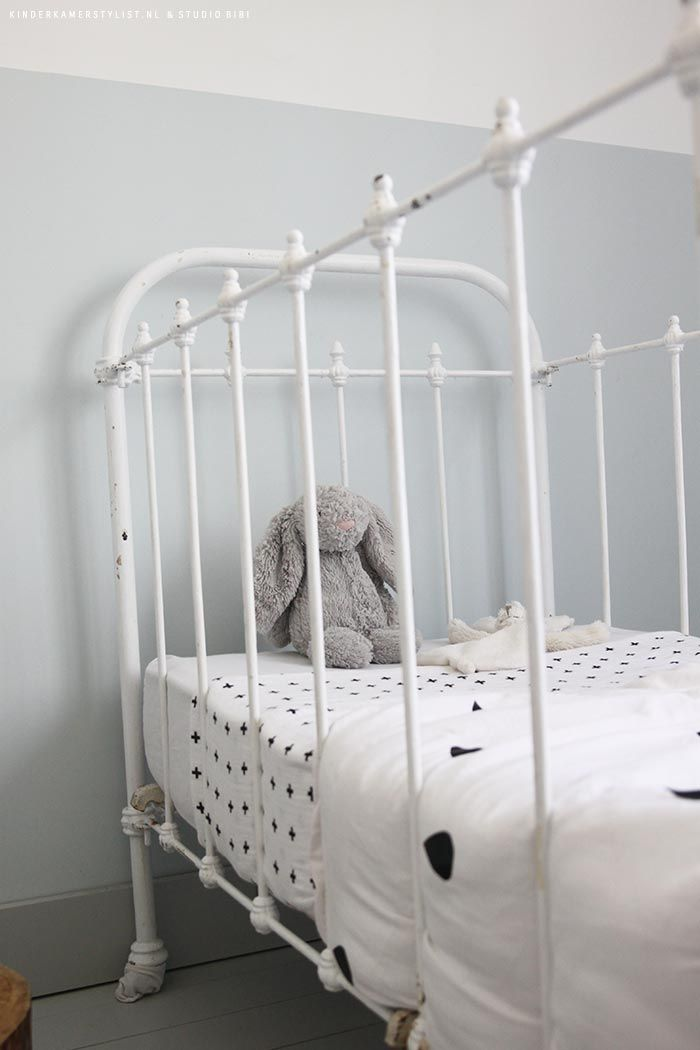 Babykamer scandinavisch  Kinderkamerstylist