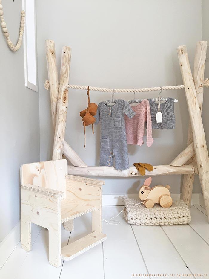 Babykamer Hout Kinderkamerstylist