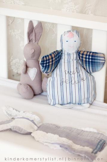 Baby slaapkamer  Kinderkamerstylist