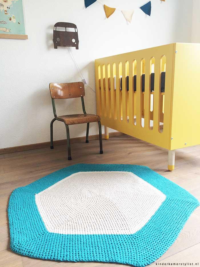 Stoere babykamer jongen  Kinderkamerstylist