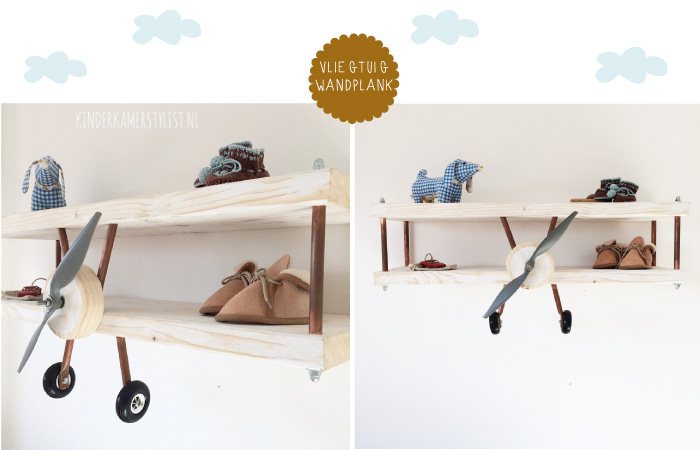 Wandplank  Kinderkamerstylist