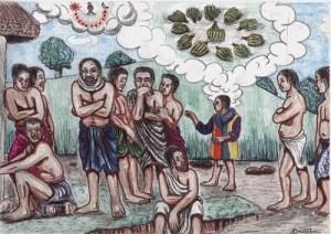 Kamerun-Bilder Josefs Traeume