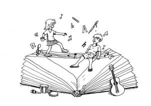 Bücher klingen kl