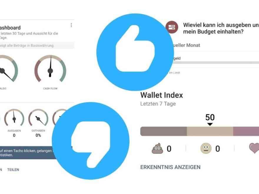 Haushaltsbuch App