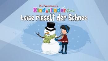 Leise rieselt der Schnee :: Weihnachtslieder zum Mitsingen