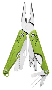 Leatherman Leap Grün