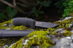 Mora Bushcraft Survival black