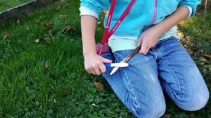 Kinderschnitzmesser