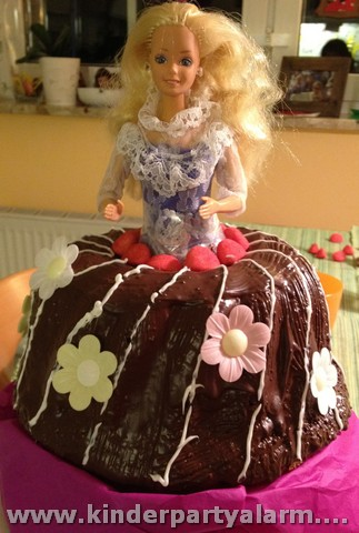 Barbie Kuchen